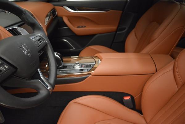 New 2017 Maserati Levante S Q4 for sale Sold at Alfa Romeo of Greenwich in Greenwich CT 06830 14