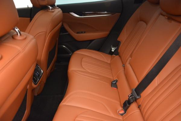 New 2017 Maserati Levante S Q4 for sale Sold at Alfa Romeo of Greenwich in Greenwich CT 06830 17