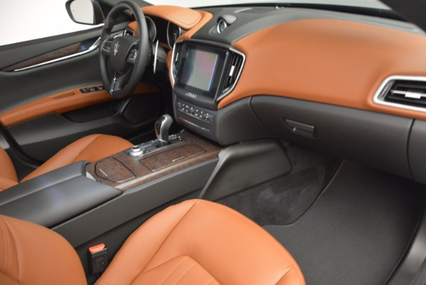 Used 2017 Maserati Ghibli S Q4 Ex-Loaner for sale Sold at Alfa Romeo of Greenwich in Greenwich CT 06830 15