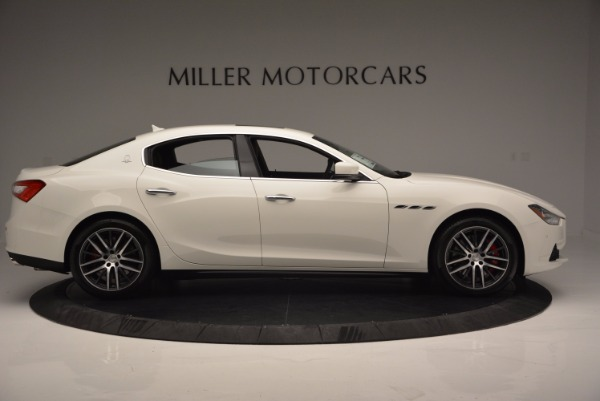 Used 2017 Maserati Ghibli S Q4 Ex-Loaner for sale Sold at Alfa Romeo of Greenwich in Greenwich CT 06830 9