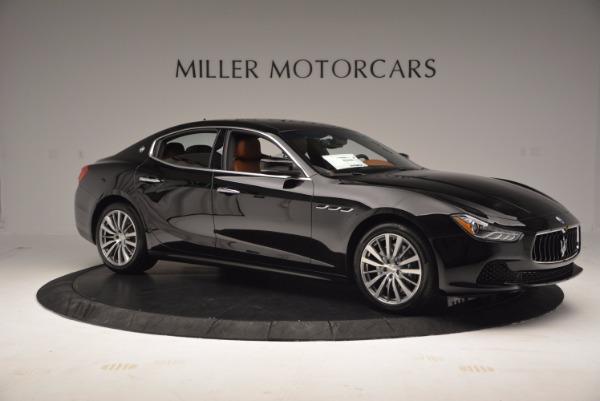 Used 2017 Maserati Ghibli SQ4 S Q4 Ex-Loaner for sale Sold at Alfa Romeo of Greenwich in Greenwich CT 06830 10