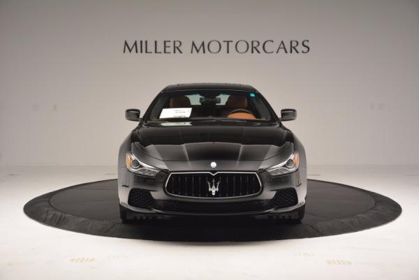 Used 2017 Maserati Ghibli SQ4 S Q4 Ex-Loaner for sale Sold at Alfa Romeo of Greenwich in Greenwich CT 06830 12