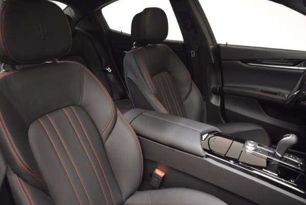 Used 2017 Maserati Ghibli SQ4 S Q4 Ex-Loaner for sale Sold at Alfa Romeo of Greenwich in Greenwich CT 06830 16
