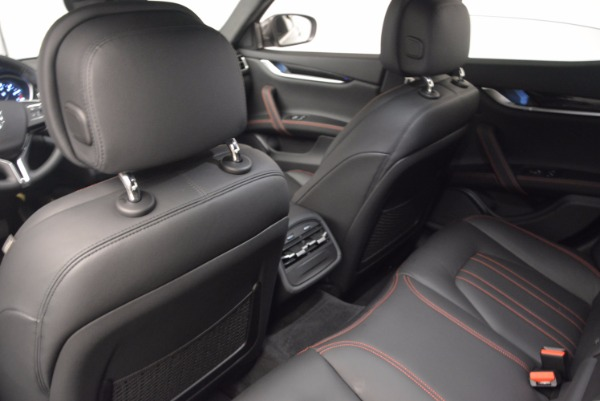 Used 2017 Maserati Ghibli SQ4 S Q4 Ex-Loaner for sale Sold at Alfa Romeo of Greenwich in Greenwich CT 06830 17