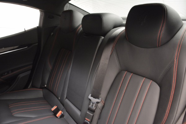 Used 2017 Maserati Ghibli SQ4 S Q4 Ex-Loaner for sale Sold at Alfa Romeo of Greenwich in Greenwich CT 06830 19