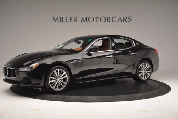 Used 2017 Maserati Ghibli SQ4 S Q4 Ex-Loaner for sale Sold at Alfa Romeo of Greenwich in Greenwich CT 06830 2