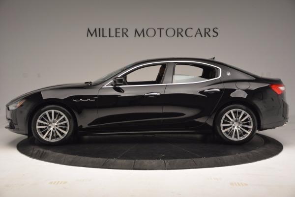 Used 2017 Maserati Ghibli SQ4 S Q4 Ex-Loaner for sale Sold at Alfa Romeo of Greenwich in Greenwich CT 06830 3