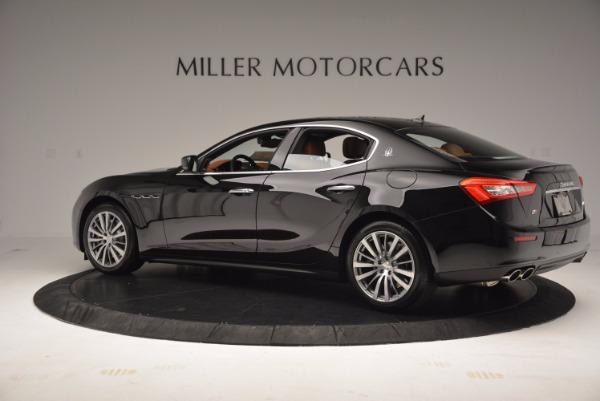 Used 2017 Maserati Ghibli SQ4 S Q4 Ex-Loaner for sale Sold at Alfa Romeo of Greenwich in Greenwich CT 06830 4