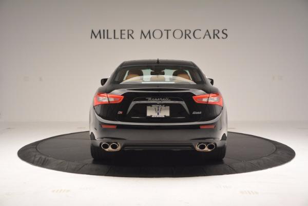 Used 2017 Maserati Ghibli SQ4 S Q4 Ex-Loaner for sale Sold at Alfa Romeo of Greenwich in Greenwich CT 06830 6