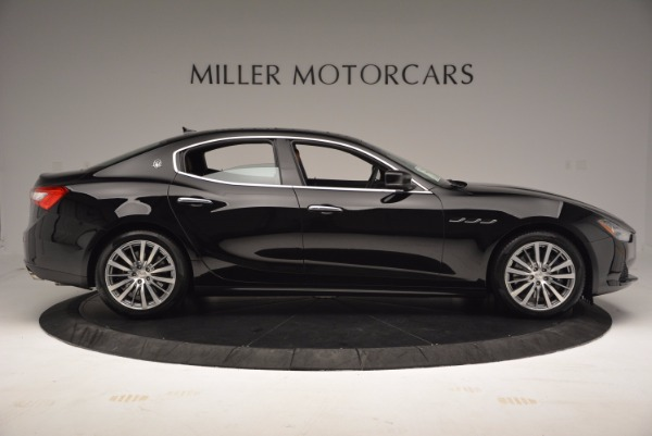 Used 2017 Maserati Ghibli SQ4 S Q4 Ex-Loaner for sale Sold at Alfa Romeo of Greenwich in Greenwich CT 06830 9