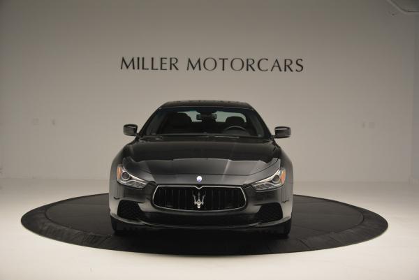 Used 2015 Maserati Ghibli S Q4 for sale Sold at Alfa Romeo of Greenwich in Greenwich CT 06830 11