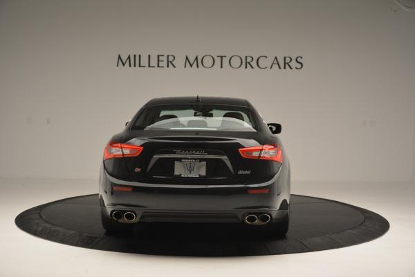 Used 2015 Maserati Ghibli S Q4 for sale Sold at Alfa Romeo of Greenwich in Greenwich CT 06830 5