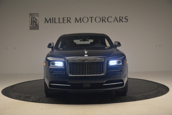 Used 2016 Rolls-Royce Wraith for sale Sold at Alfa Romeo of Greenwich in Greenwich CT 06830 12
