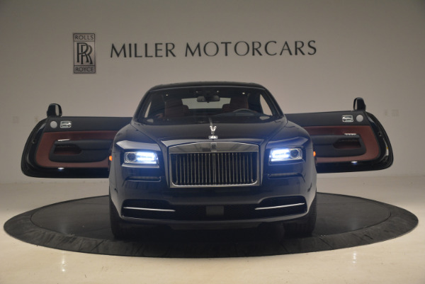 Used 2016 Rolls-Royce Wraith for sale Sold at Alfa Romeo of Greenwich in Greenwich CT 06830 13