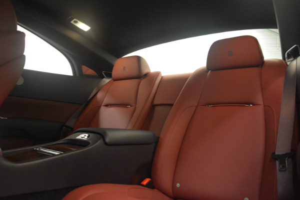 Used 2016 Rolls-Royce Wraith for sale Sold at Alfa Romeo of Greenwich in Greenwich CT 06830 24