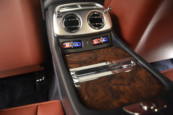 Used 2016 Rolls-Royce Wraith for sale Sold at Alfa Romeo of Greenwich in Greenwich CT 06830 26