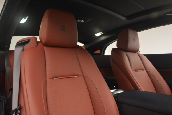 Used 2016 Rolls-Royce Wraith for sale Sold at Alfa Romeo of Greenwich in Greenwich CT 06830 28