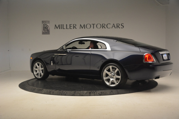 Used 2016 Rolls-Royce Wraith for sale Sold at Alfa Romeo of Greenwich in Greenwich CT 06830 4
