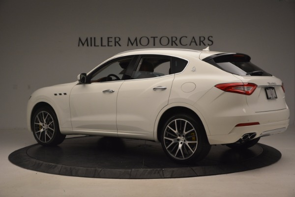 New 2017 Maserati Levante S for sale Sold at Alfa Romeo of Greenwich in Greenwich CT 06830 4