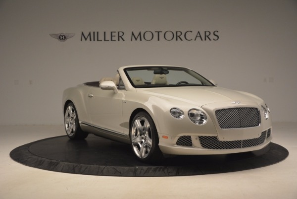 Used 2013 Bentley Continental GT for sale Sold at Alfa Romeo of Greenwich in Greenwich CT 06830 11