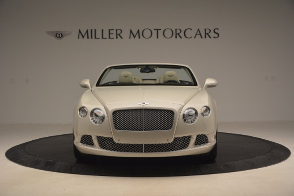 Used 2013 Bentley Continental GT for sale Sold at Alfa Romeo of Greenwich in Greenwich CT 06830 12