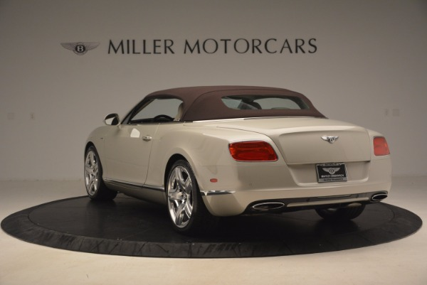 Used 2013 Bentley Continental GT for sale Sold at Alfa Romeo of Greenwich in Greenwich CT 06830 17