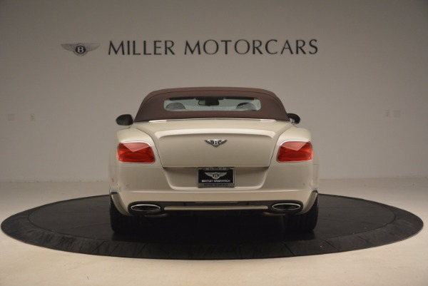 Used 2013 Bentley Continental GT for sale Sold at Alfa Romeo of Greenwich in Greenwich CT 06830 18