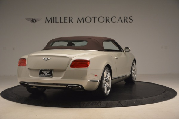 Used 2013 Bentley Continental GT for sale Sold at Alfa Romeo of Greenwich in Greenwich CT 06830 19