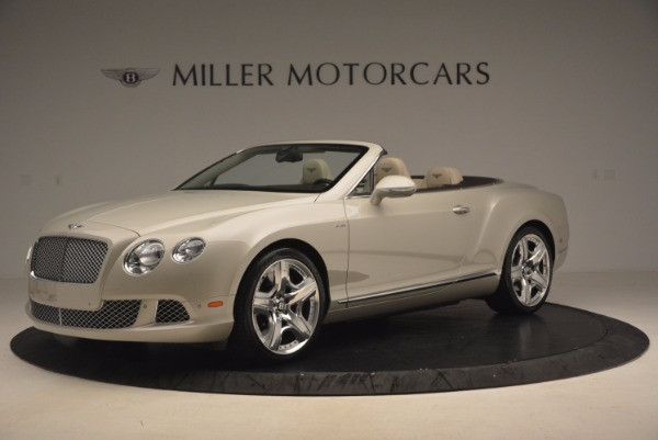Used 2013 Bentley Continental GT for sale Sold at Alfa Romeo of Greenwich in Greenwich CT 06830 2