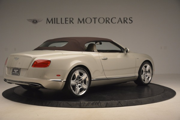 Used 2013 Bentley Continental GT for sale Sold at Alfa Romeo of Greenwich in Greenwich CT 06830 20