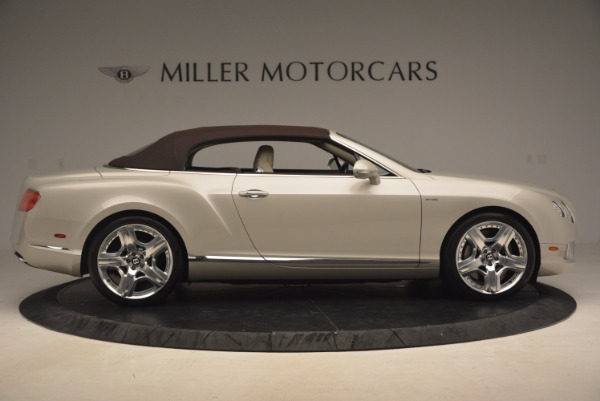 Used 2013 Bentley Continental GT for sale Sold at Alfa Romeo of Greenwich in Greenwich CT 06830 21