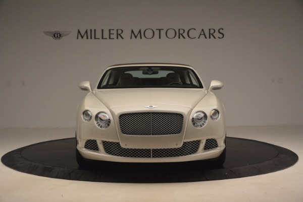 Used 2013 Bentley Continental GT for sale Sold at Alfa Romeo of Greenwich in Greenwich CT 06830 24