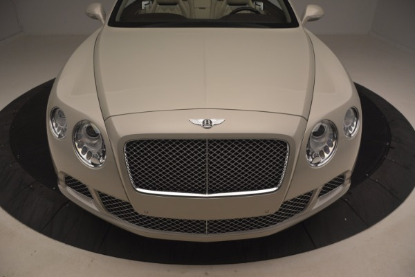 Used 2013 Bentley Continental GT for sale Sold at Alfa Romeo of Greenwich in Greenwich CT 06830 25