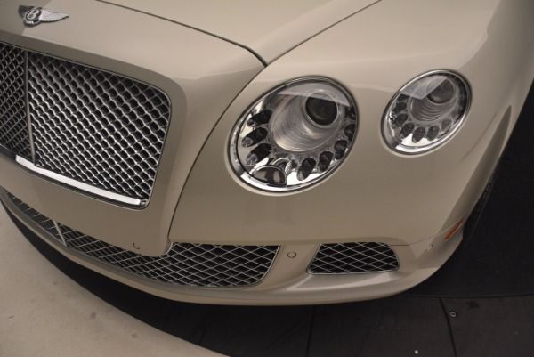Used 2013 Bentley Continental GT for sale Sold at Alfa Romeo of Greenwich in Greenwich CT 06830 26