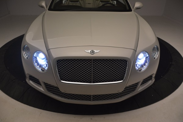 Used 2013 Bentley Continental GT for sale Sold at Alfa Romeo of Greenwich in Greenwich CT 06830 27