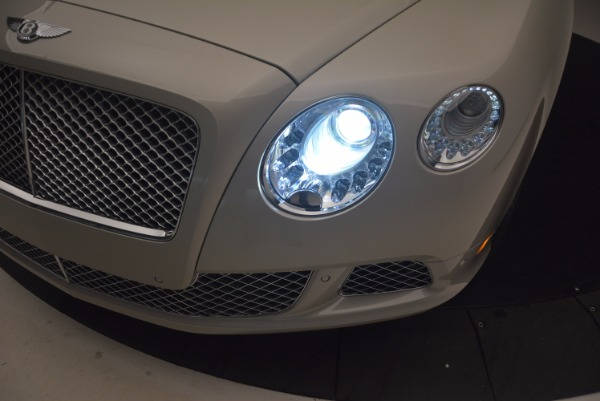 Used 2013 Bentley Continental GT for sale Sold at Alfa Romeo of Greenwich in Greenwich CT 06830 28