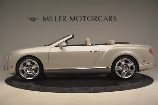 Used 2013 Bentley Continental GT for sale Sold at Alfa Romeo of Greenwich in Greenwich CT 06830 3