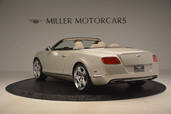 Used 2013 Bentley Continental GT for sale Sold at Alfa Romeo of Greenwich in Greenwich CT 06830 5