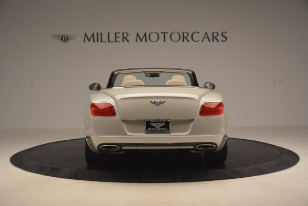 Used 2013 Bentley Continental GT for sale Sold at Alfa Romeo of Greenwich in Greenwich CT 06830 6