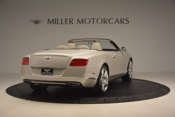 Used 2013 Bentley Continental GT for sale Sold at Alfa Romeo of Greenwich in Greenwich CT 06830 7