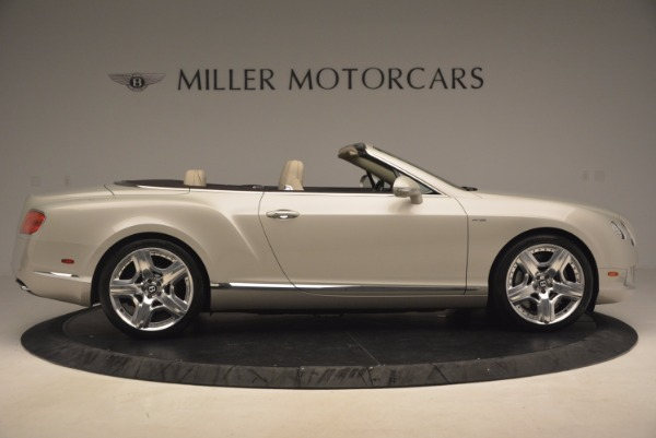 Used 2013 Bentley Continental GT for sale Sold at Alfa Romeo of Greenwich in Greenwich CT 06830 9