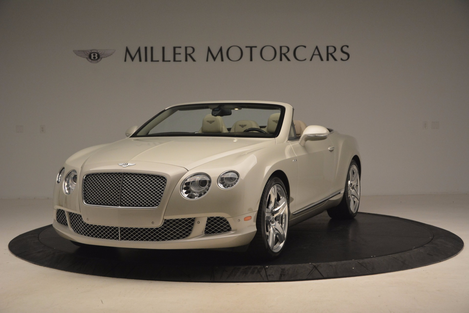 Used 2013 Bentley Continental GT for sale Sold at Alfa Romeo of Greenwich in Greenwich CT 06830 1