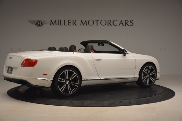 Used 2013 Bentley Continental GT V8 for sale Sold at Alfa Romeo of Greenwich in Greenwich CT 06830 9