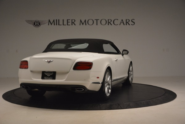 Used 2015 Bentley Continental GT V8 S for sale Sold at Alfa Romeo of Greenwich in Greenwich CT 06830 20