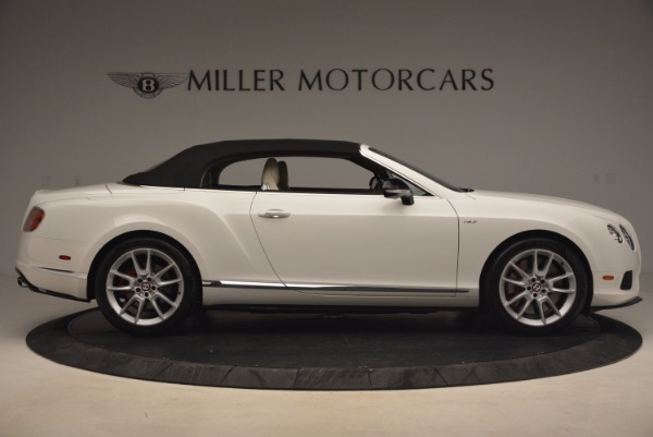 Used 2015 Bentley Continental GT V8 S for sale Sold at Alfa Romeo of Greenwich in Greenwich CT 06830 22
