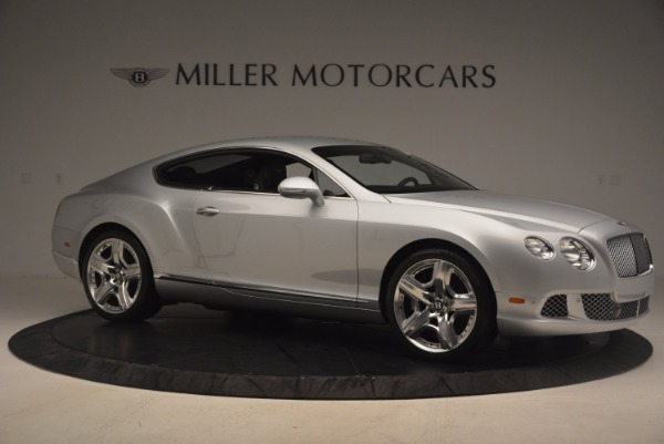 Used 2012 Bentley Continental GT for sale Sold at Alfa Romeo of Greenwich in Greenwich CT 06830 10