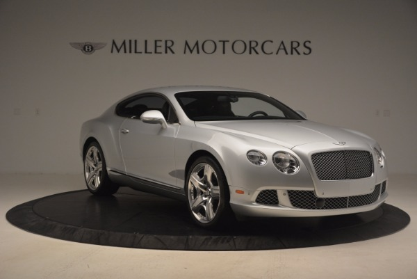 Used 2012 Bentley Continental GT for sale Sold at Alfa Romeo of Greenwich in Greenwich CT 06830 11