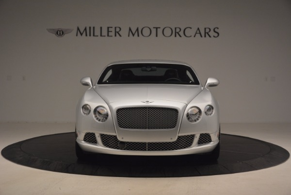 Used 2012 Bentley Continental GT for sale Sold at Alfa Romeo of Greenwich in Greenwich CT 06830 12