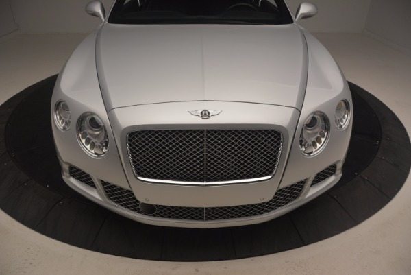 Used 2012 Bentley Continental GT for sale Sold at Alfa Romeo of Greenwich in Greenwich CT 06830 13