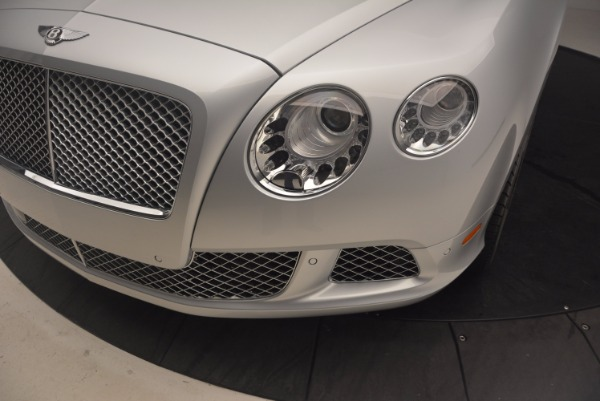 Used 2012 Bentley Continental GT for sale Sold at Alfa Romeo of Greenwich in Greenwich CT 06830 14